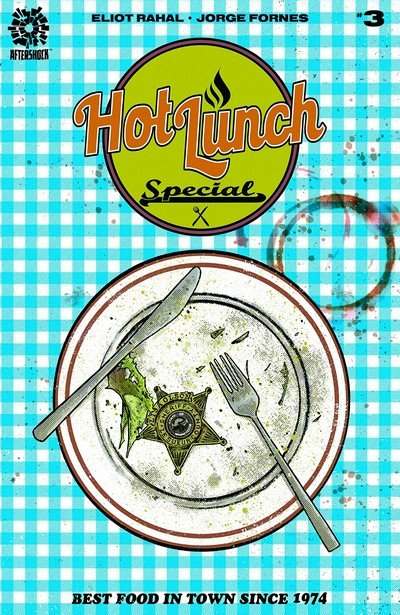 Hot Lunch Special #3 (2018)