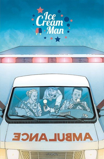 Ice Cream Man #8 (2018)