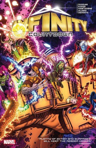 Infinity Countdown (TPB) (2018)