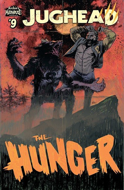 Jughead – The Hunger #9 (2018)