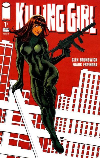 Killing Girl #1 – 5 (2007)