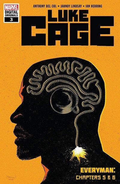 Luke Cage #3 (2018)