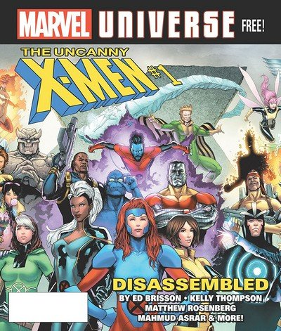 Marvel Universe Magazine Fall (2018)