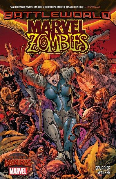 Marvel Zombies – Battleworld (TPB) (2015)