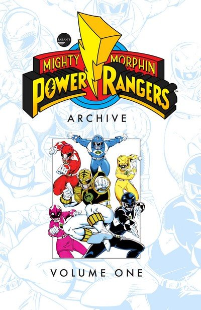 Mighty Morphin Power Rangers Archive Vol. 1 (2018)
