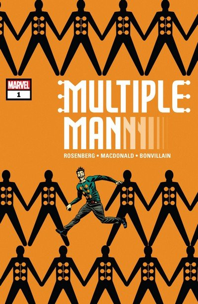 Multiple Man #1 – 5 (2018)