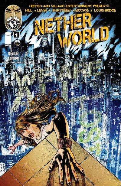 Netherworld #1 – 5 (2011-2012)