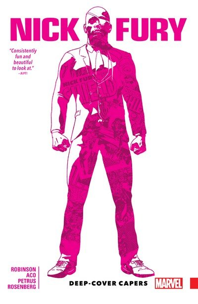 Nick Fury – Deep-Cover Capers (TPB) (2017)