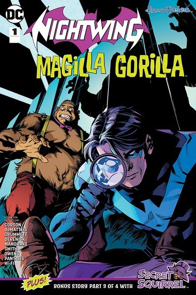 Nightwing – Magilla Gorilla Special #1 (2018)