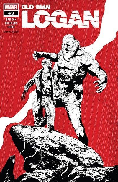 Old Man Logan #49 (2018)