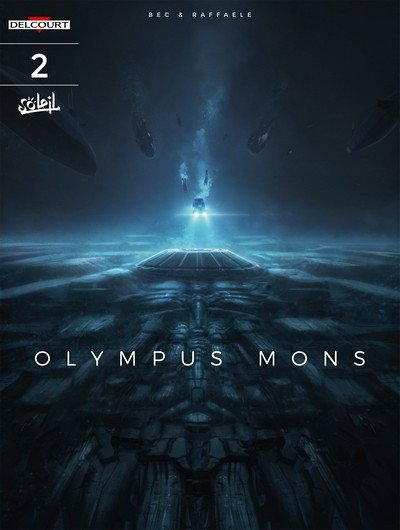 Olympus Mons Vol. 2 – Exercise Mainbrace (2018)