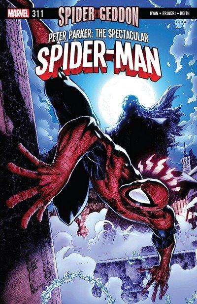 Peter Parker – The Spectacular Spider-Man #311 (2018)