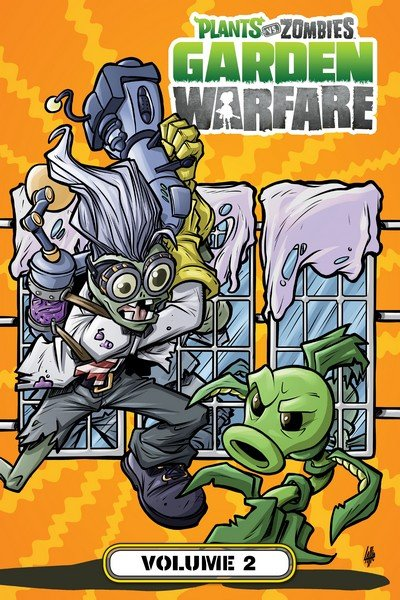 Plants vs. Zombies – Garden Warfare Vol. 2 (TPB) (2018)