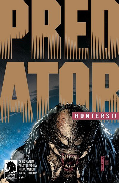 Predator – Hunters II #3 (2018)