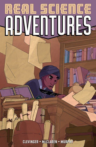 Real Science Adventures – The Nicodemus Job #3 (2018)