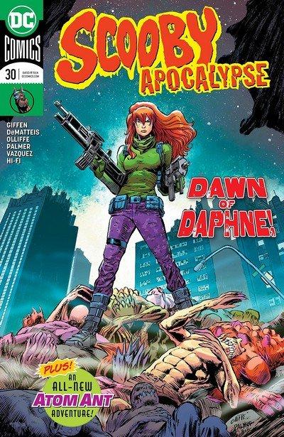 Scooby Apocalypse #30 (2018)