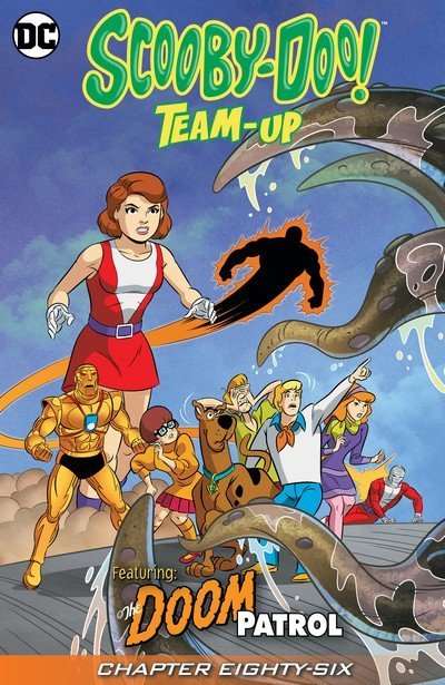 Scooby-Doo Team-Up #86 (2018)