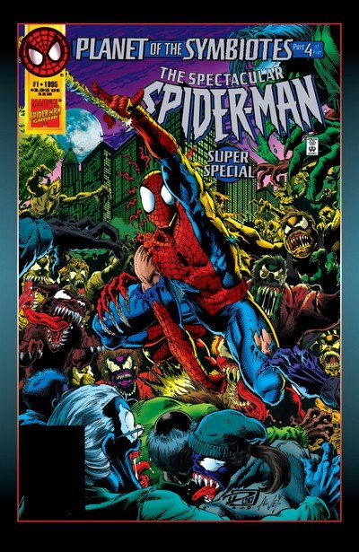 Spectacular Spider-Man Super Special (1995) (One-Shot)