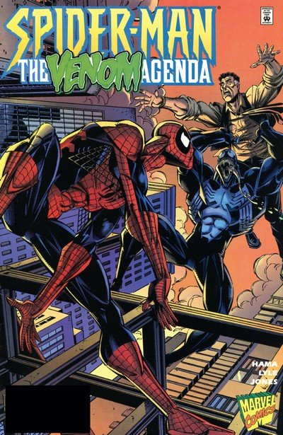 Spider-Man – The Venom Agenda (1998)