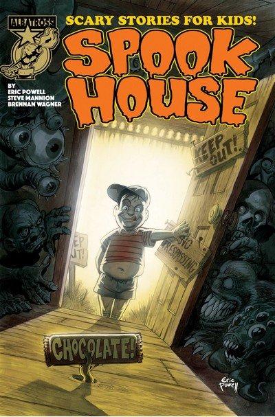 Spook House #1 – 5 (2016-2017)