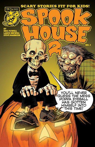 Spook House 2 #3 (2018)