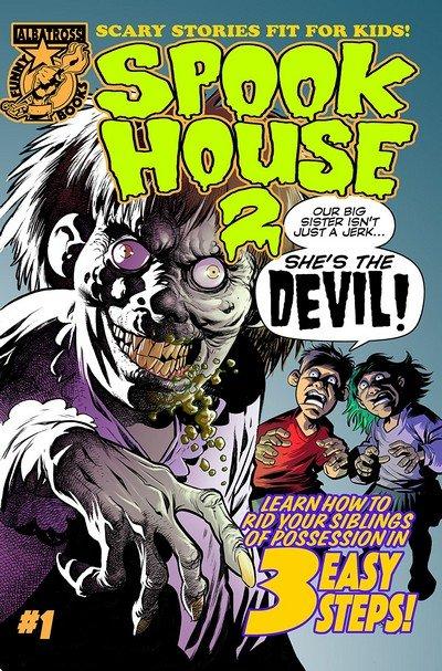 Spook House 2 #1 (2018)