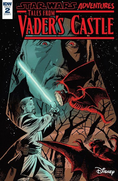 Star Wars Adventures – Tales From Vader's Castle #2 (2018)
