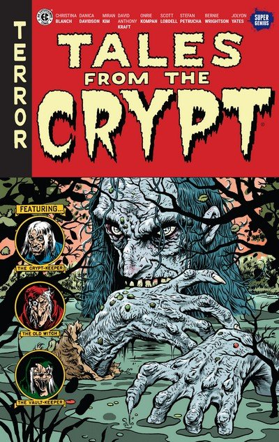 tales from the crypt comics download