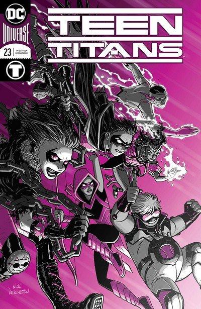 Teen Titans #23 (2018)