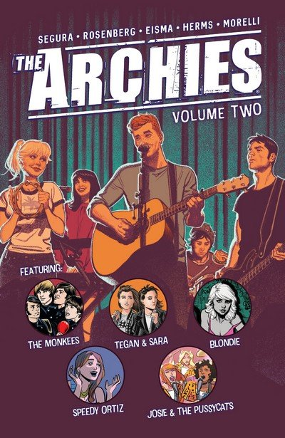 The Archies Vol. 2 (TPB) (2018)