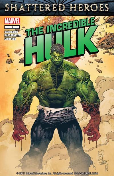 The Incredible Hulk Vol. 4 #1 – 15 (2011-2012)