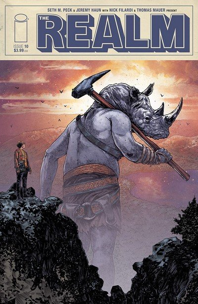 The Realm #10 (2018)
