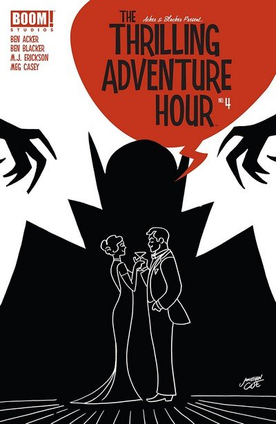 The Thrilling Adventure Hour #4 (2018)