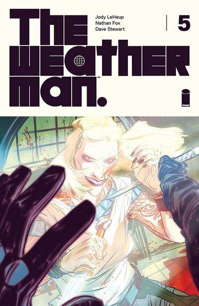 The Weatherman #5 (2018)