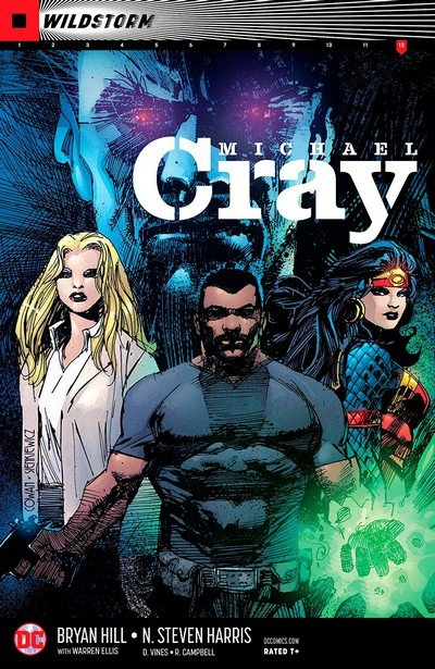 The Wild Storm – Michael Cray #12 (2018)