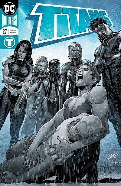 Titans #27 (2018)