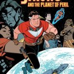 Tom Strong and the Planet of Peril (TPB) (2014)
