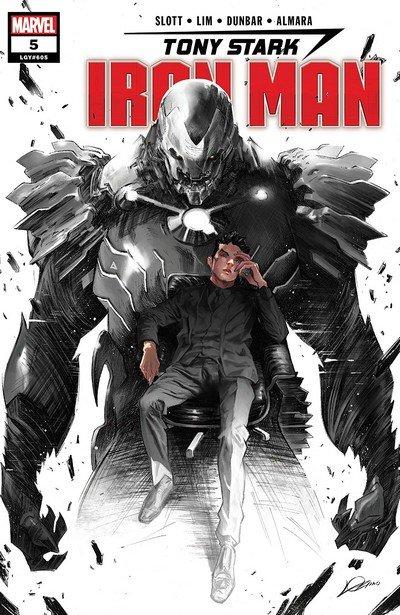 Tony Stark – Iron Man #5 (2018)