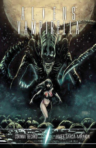 Vampirella – Aliens Vol. 1 (TPB) (2016)