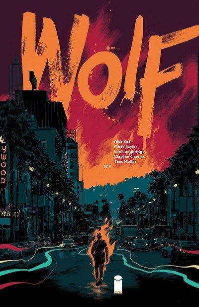 Wolf #1 – 9 + TPB Vol. 1 – 2 (2015-2016)
