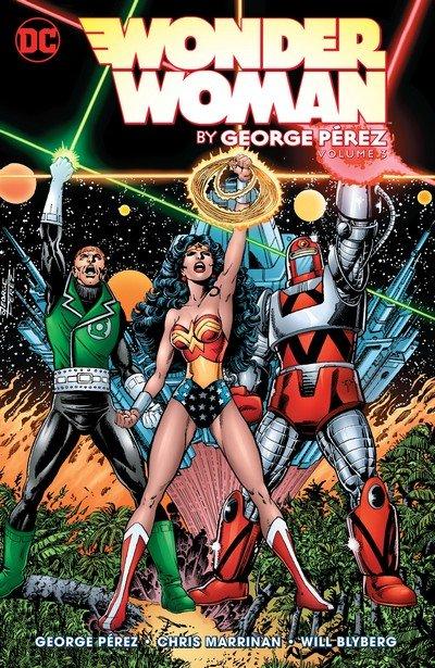 Wonder Woman by George Perez Vol. 3 (2018)