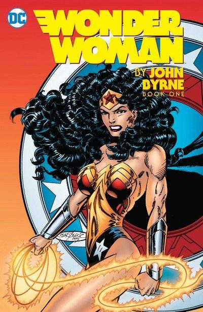 Wonder Woman by John Byrne Vol. 1 – 3 (2017-2019)