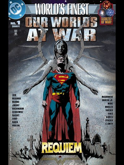World's Finest – Our Worlds At War (2001)