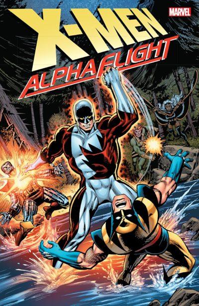X-Men – Alpha Flight (Story Arc) (1978-1998)