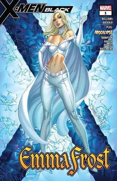 X-Men Black – Emma Frost #1 (2018)
