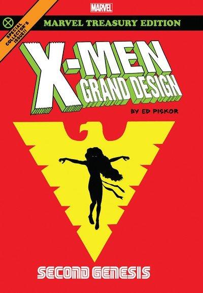 X-Men – Grand Design – Second Genesis (TPB) (2018)