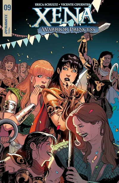 Xena – Warrior Princess Vol. 4 #9 (2018)