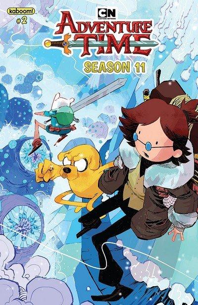 Adventure Time Season 11 #2 (2018)