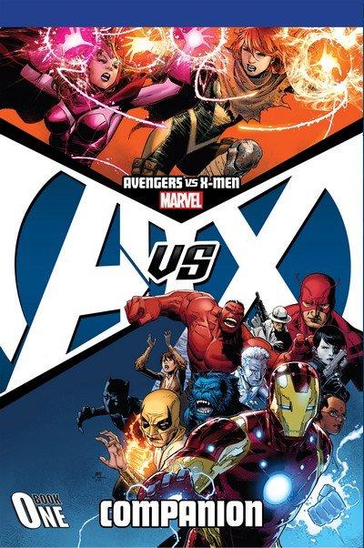Avengers vs. X-Men Companion Book 1 – 3 (2013)