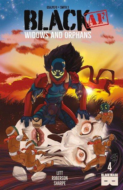 BLACK [AF] – Widows And Orphans #4 (2018)